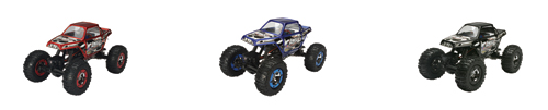 Mini Rock Crawler 1/18