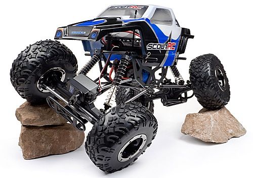 scout rc crawler maverick pi ces v hicules lectriques voiture. Black Bedroom Furniture Sets. Home Design Ideas