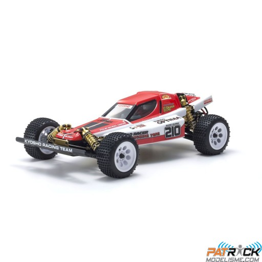 Kyosho TURBO OPTIMA 1:10 4WD Kit à monter *LEGENDARY SERIES*