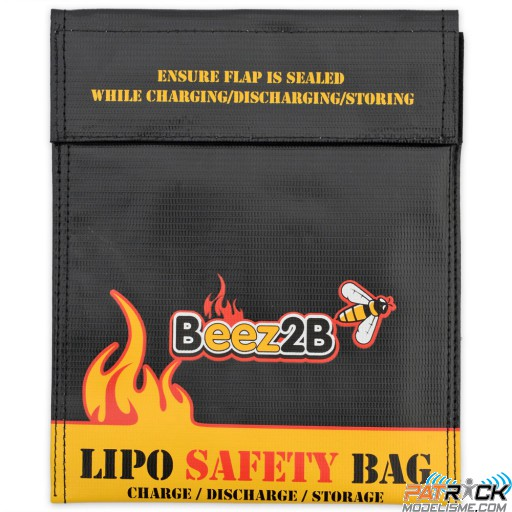 Sac de protection lipo Beez2B - 18x22cm