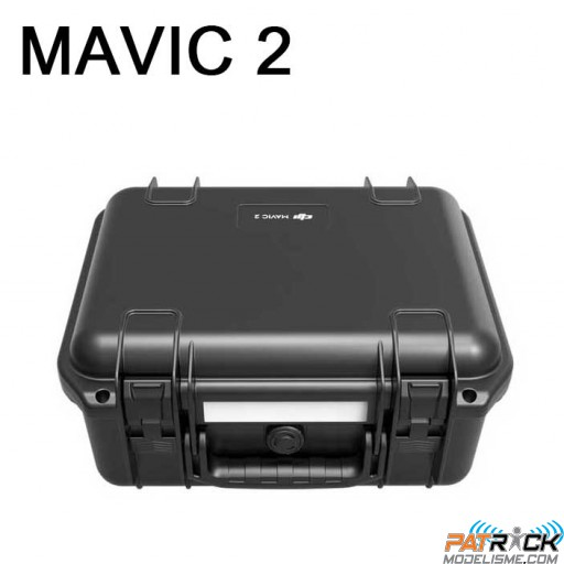 Mallette de protection IP67 Mavic 2 (Fly more)