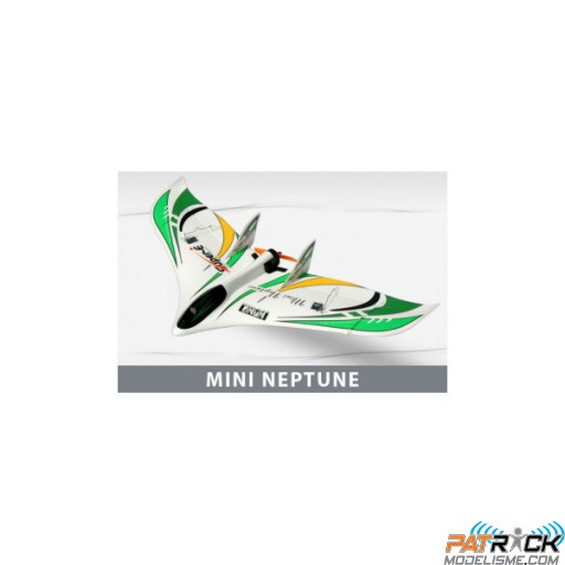 Aile volante TechOne Mini-Neptune Verte 588mm PNP kit