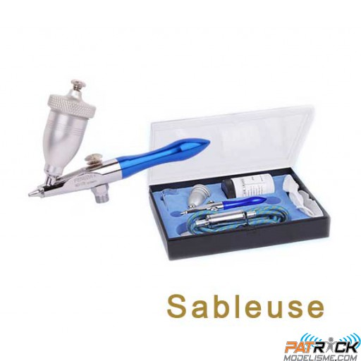 Coffret Sableuse SCIENTIFIC