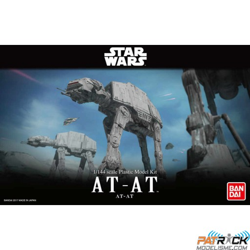 1/144e Star Wars AT AT