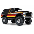 Traxxas TRX-4 BRONCO RANGER XLT Orange Scale & Trail Crawler 4WD 1/10 RTR