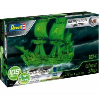 1/150e Revell Ghost Ship Easy click system