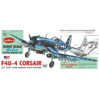 1/16e Guillow's Vought F4U-4 Corsair Kit 781mm