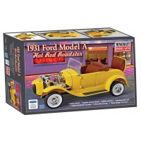 1/16e Minicraft Ford Roaster 1931 Hot Rod