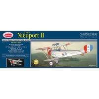1/12e Guillow's Nieuport II Kit 610mm