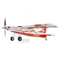 Multiplex PILATUS PC-6 rouge RR 1250mm