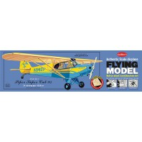 1/18e Guillow's Piper Super Cub 95 Kit 610mm