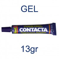Colle maquette Revell Contacta Gel Tube 13gr