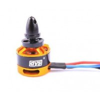 Moteur brushless DYS BE1806/2300KV 3S Multicopters 150/210mm