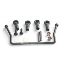 Anti-roll bar set rear 1.5mm SERPENT 808337
