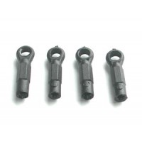 Ball-joints 4mm (4) SERPENT 1615