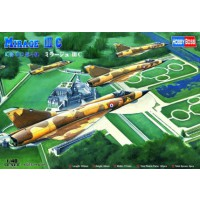 1/48e Hobby boss Mirage III C French AF