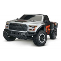 Traxxas FORD RAPTOR F-150 Fox - 4x2 - TQ ID 1/10 BRUSHED