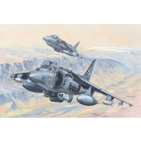 1/18e Hobby boss AV-8B Harrier II