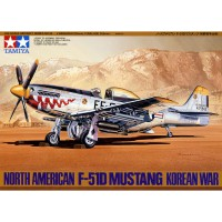 1/48e Tamiya F-51D Mustang Korean War