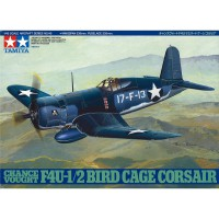 1/48e Tamiya F4U-1/2 Bird Cage Corsair Chance Vought