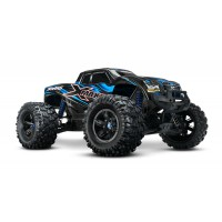 Traxxas X-MAXX 6S 4X4 - BRUSHLESS - WIRELESS - ID - TSM Bleu