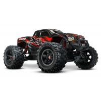 Traxxas X-MAXX 6S 4X4 - BRUSHLESS - WIRELESS - ID - TSM Rouge