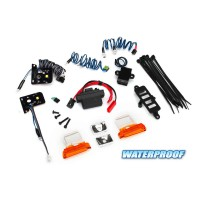 Kit d'éclairage LED + bloc alimentation Ford Bronco TRX-4