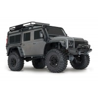 Traxxas TRX-4 Land Rover Defender Scale & Trail Crawler 4WD 1/10 RTR GRIS