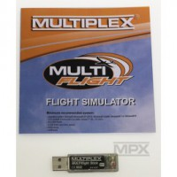 Simulateur MULTIflight pour PC + MULTIflight Stick