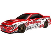 HPI Micro RS4 Drift NISSAN S13 RTR 1/18e
