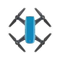 Dji SPARK FLY MORE COMBO Bleu / Sky Blue