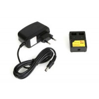 Chargeur Rc system double+adaptateur 220V
