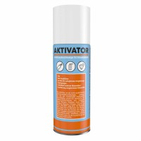 Activateur en spray Yukimodel 200 ml pour colles Cyanoacrylate