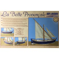 1/20e Air loisirs La Bette Provençale Kit Statique