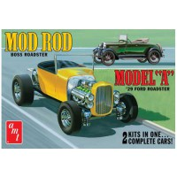 1/25e Amt 1929 Ford A Roadster