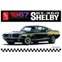 1/25e Amt 1967 SHELBY GT350