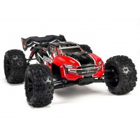 Arrma KRATON 4wd BLX Speed Monster truck 6S 1/8 Rouge RTR