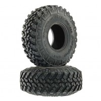 """Pneus Axial 1.9"""" Nitto Trail Grappler Monster Truck R35 - 1/10 Crawlers"""
