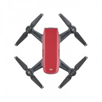 Dji SPARK FLY MORE COMBO Rouge / Lava Red
