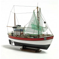 1/60e Billing Boats Rainbow 201 Statique