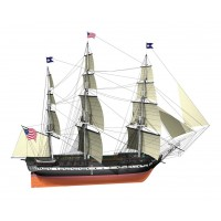 1/100e Billing Boats USS Constitution 508