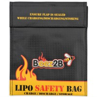 Sac de protection lipo Beez2B - 180x220mm