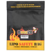 Sac de protection lipo Beez2B - 250x330mm