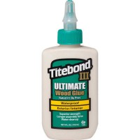 Colle bois ALIPHATIQUE TITEBOND III ULTIMATE waterproof 118ml