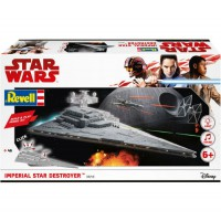 1/4000e Revell Star Wars Build & Play Imperial Star Destroyer