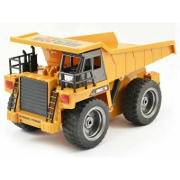 Camion minier RC HUINA RTR 1/18
