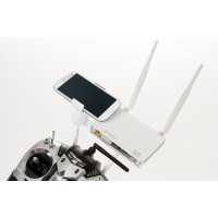 Kit support smartphone et station au sol + câble HDMI GoPro pour Phantom 2- DJI Lightbridge