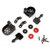 Bi-pod Carbon tube bracket (center set) pour - DJI S800 Part 24