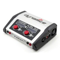 Chargeur Dynamite Passport Ultra Duo LiPo/NiMh 2 x 200w 12v/220v