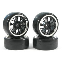 Roues Fastrax 10 branches DRIFT STREET SCALE YSP 1/10 4pcs